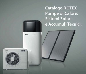 POMPE DI CALORE - ROTEX - Citem Impianti