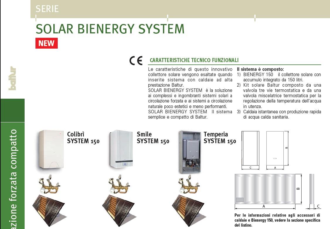 SOLAR ENERGY COMPATTO